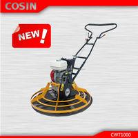 cosin power trowel concrete polishing machine imported honda gx160 CWT1000