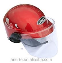 Anerte cheap popular safe half face moto helmet B-23 low price pp/abs half helmet