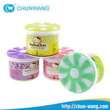 Free samples hanging gel air freshener flavorings for cars