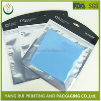 Hot New Products For 2015 Flexible Packaging Clear Pvc Zipper Bag