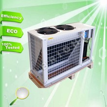 5kW fin type most efficient air to water heat pump