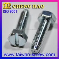 OEM Taiwan Made machine bolt