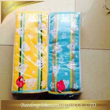 custom made cotton velour terry good quality 2015 new design wholesale cheap bath towel 70 140 pakistan