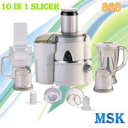 Power mix blender dry food blender manual food chopper