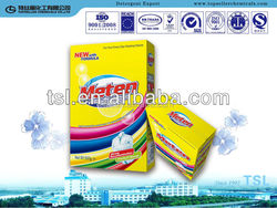 laundry detergent washing powder knock out dirt and stains