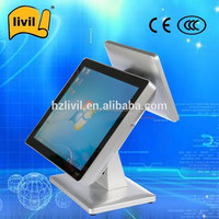 15 Inch capacitive touch lcd screen POS