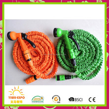 Goods as seen on TV cavas water hose garden hose reel wall mount expandable water garden hoses