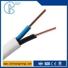 BVVB flat electric cable 1.5mm
