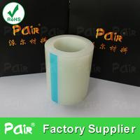 Apply in hardware,printing Die cut Transparent low viscosity Poly Ethylene PE film