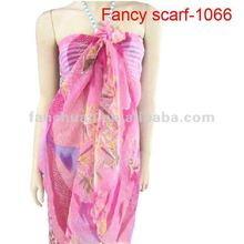 Multi Colors Promotion Pareo for Ladies