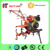HT105F 6HP Wide Blade Stubble Rotary Tillers