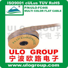 2.54mm pitch&2.0mm pitch&1.27mm pitch IDC to IDC flat cable 022 From ULO GROUP
