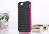 High quality shockproof case cover for iphone 6 2 in 1 case,wholesale