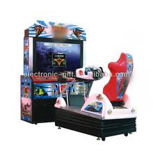 Sky Trooper Coin Operated Simulator Racing Game Machine