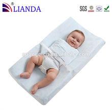 Suavidad superior para baby resuable esteras/alfombrillas cambiando