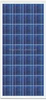 A grade cell 150w poly crystalline solar panel per watt price for solar system