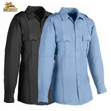 classic fit security uniform design royal guard uniform shirt and pant