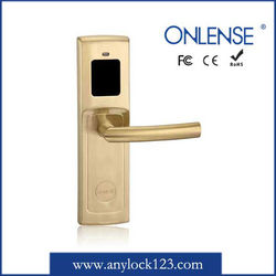 networked system door lock with easy operate system