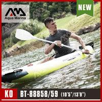 Aqua Marina K0 Portable Inflatable Kayak / Laminated PVC Boat / Recreational Kayak / Single or Two person Manufacturer Wholesale
