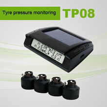 Two ways for sensor programming tpms car dvd
