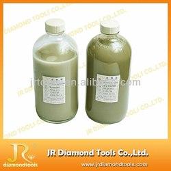 Good green stone granite polishing compound