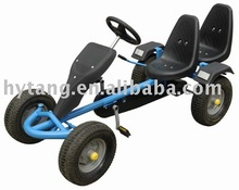 two seats toy kart