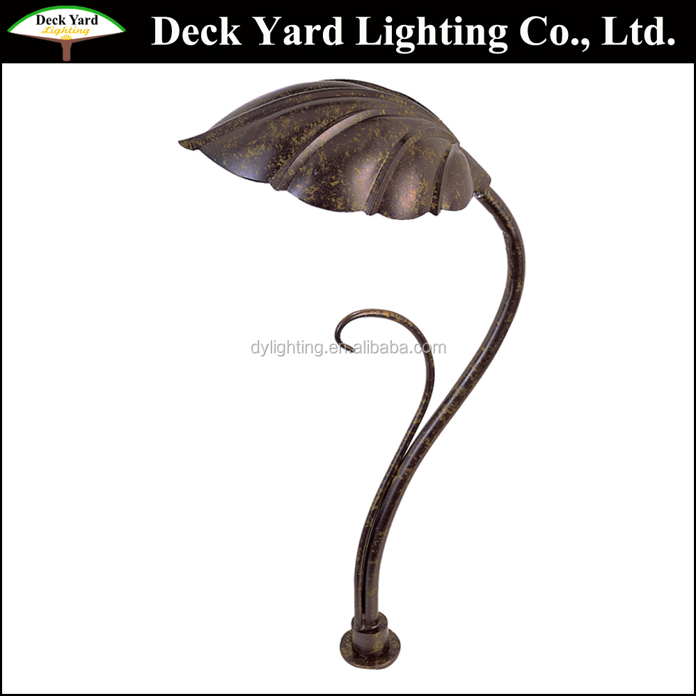 High quality decorative led garden bollard lamp led for Quality landscape lighting