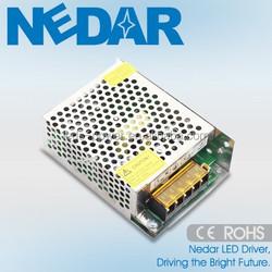 2015 New Switching power supply IP40 50W 24V
