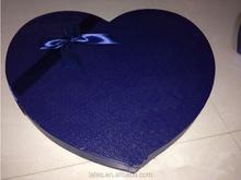 Heart shape rose package box,flower box,rose box