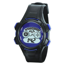 fashion 7 colorful lights Cheaper sport watch