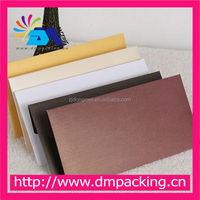 fancy design yellow brown red art paper envelope