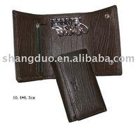 Guzngahou Manufacture Leather Smart Key Case