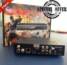 Nusky N1gs azbox bravissimo twin hd satellite receiver