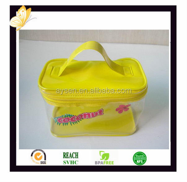 Osso de plástico ziplock saco para roupa