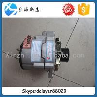 Shangchai D6114B engine parts Dongfeng SunLong Hualing CAMC Alternator Alternator D11-102-11+B