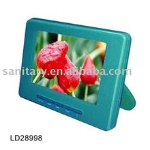 Studuent LCD digital photo frame electronic promotion multi functional LD28998
