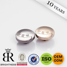 New advanced metal jacket jeans buttons guangzhou