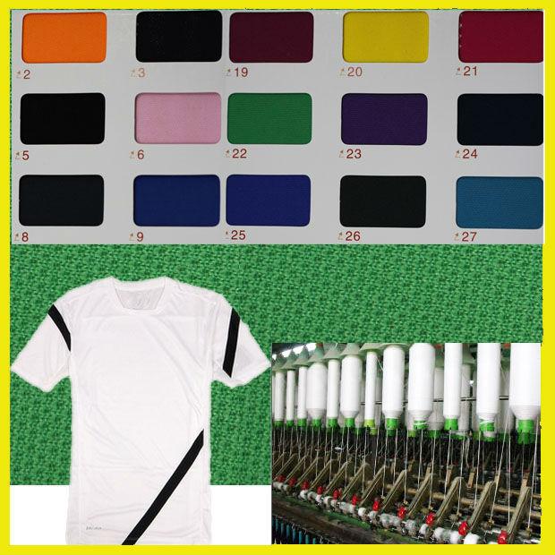 Tejidos de punto de fútbol deporte suéter tejido de punto SYX3127