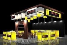 modular & portable exhibition booth/ trade show stand design and fabrication