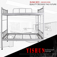 Cheap bunk beds 2015 Best Selling Adult Steel Bunk Bed