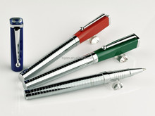 Metal signature pen decorative roller pens