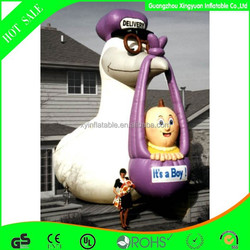 Inflatable advertising product,inflatable cartoon model advertisement,hot sale inflatable chicken model