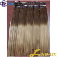 Wholesale Grade 6A Multi-Colored Hair Extensions