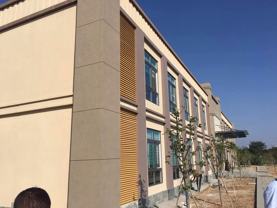 Conomique moderne modulaire pr fabriqu s kit maison villa for Conception villa moderne