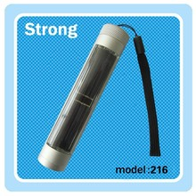 Mini 6LED solar flashlight made in China