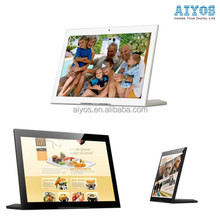 "10.1"" inch Digital Signage Player Android Picture Frame Wall Advertising Player"
