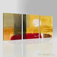 high quality Oil Painting Large Wall Art Group Painting Canvas Art