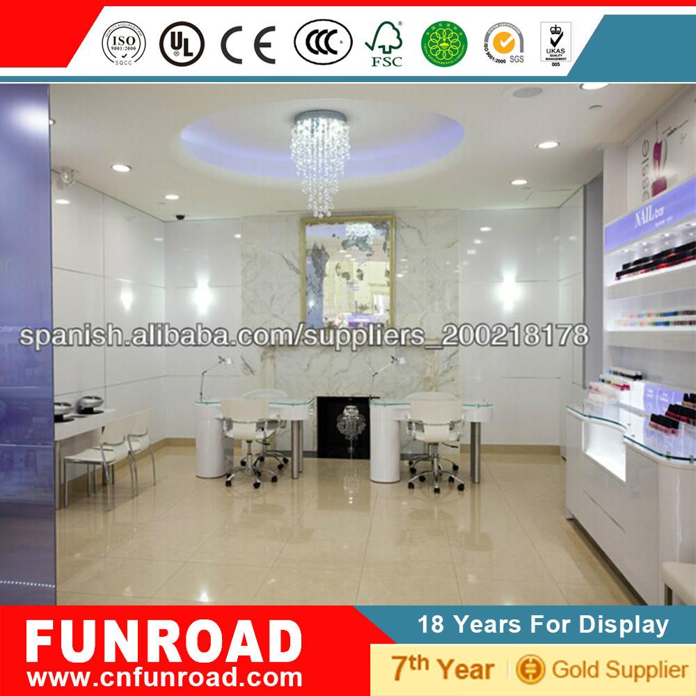 Muebles Alta Gama : Estantería de muebles modernos alta gama