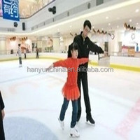good ice rink floor/ Sports Flooring Surface/ outdoor artificial ice rink
