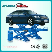 loor Plate Two Post Car Lift with CE,hydraulic scissor lifts,cheap car lifts